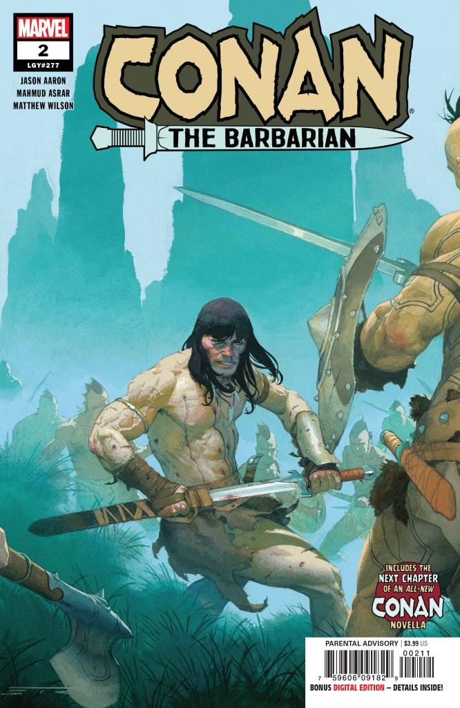 CONAN THE BARBARIAN #2