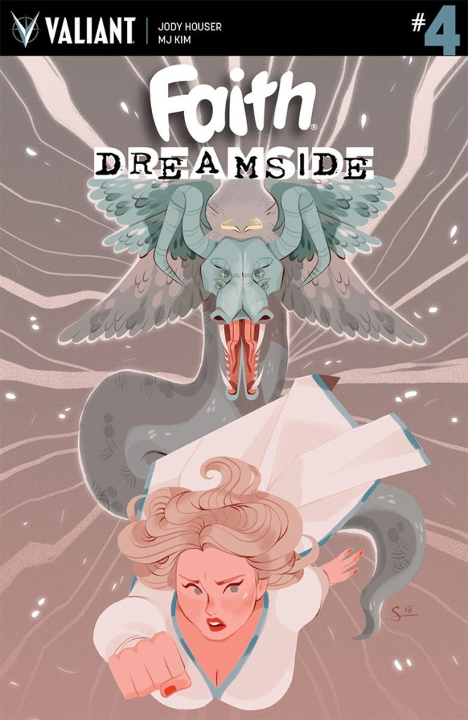Faith: Dreamside #4 (of 4)