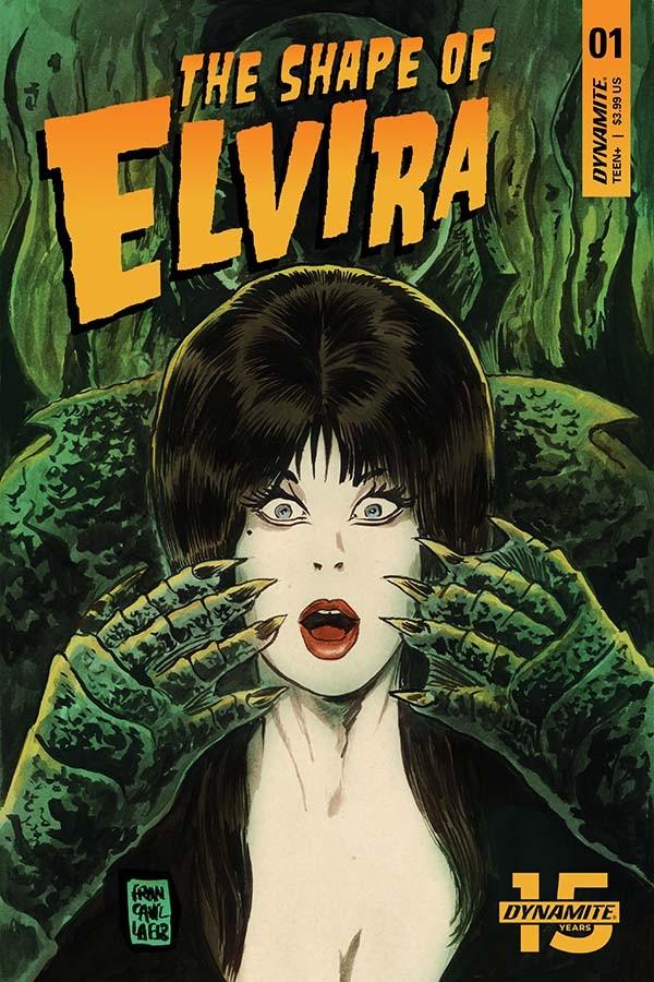 Shape of Elvira #1