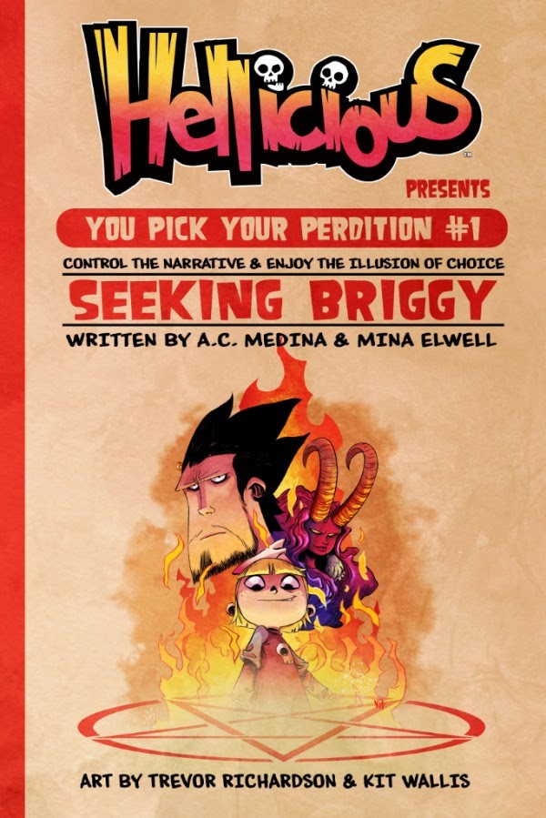 Hellicious Presents: Pick Your Perdition