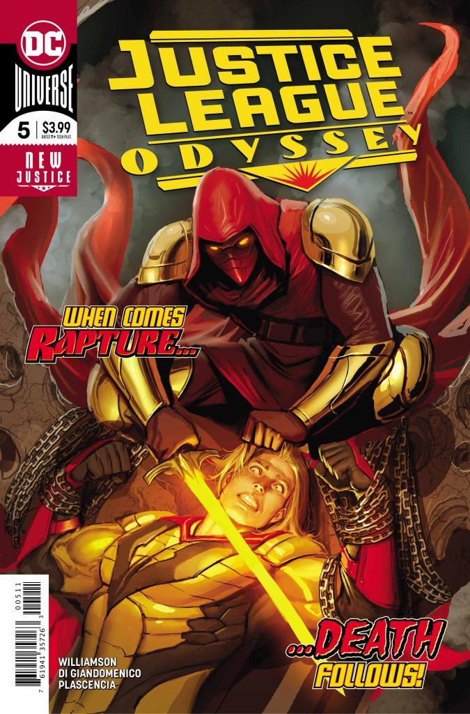 Justice League Odyssey #5