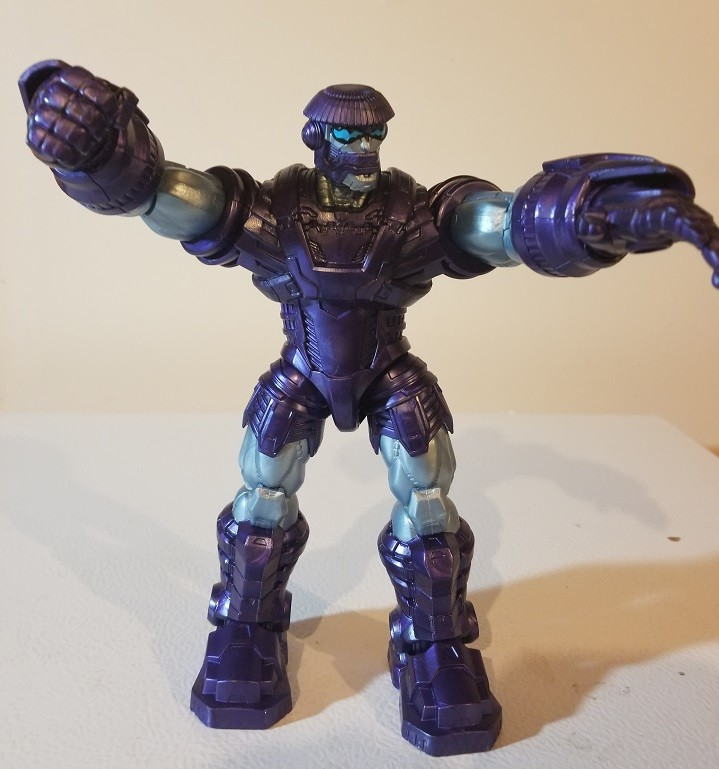 Marvel Legends Captain Marvel Kree Sentry Build a Figure