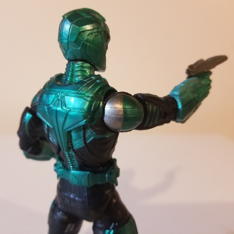 Marvel Legends Captain Marvel Yon-Rogg
