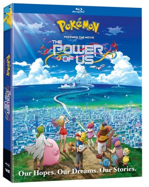 Pokémon  The Movie: The Power of Us - Zeraora