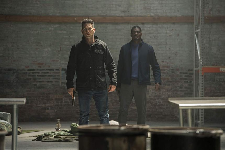 Marvel's The Punisher S2E7 One Bad Day
