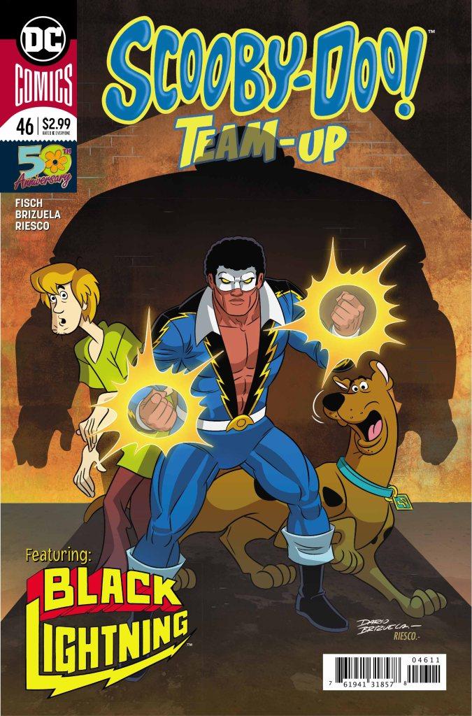 Scooby-Doo! Team-Up #46