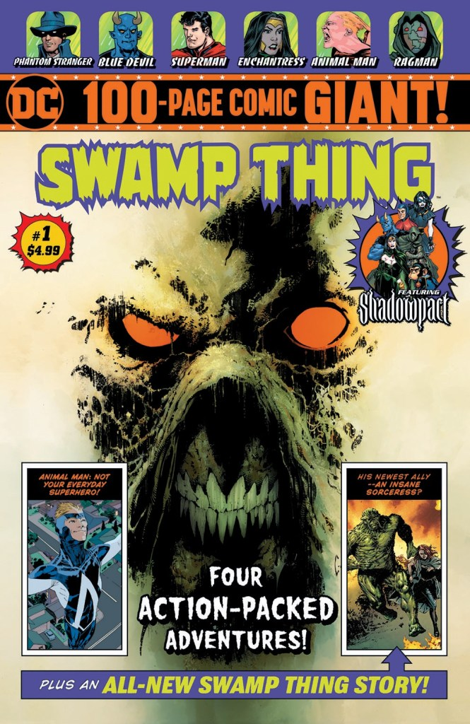 Swamp Thing 100-Page Giant