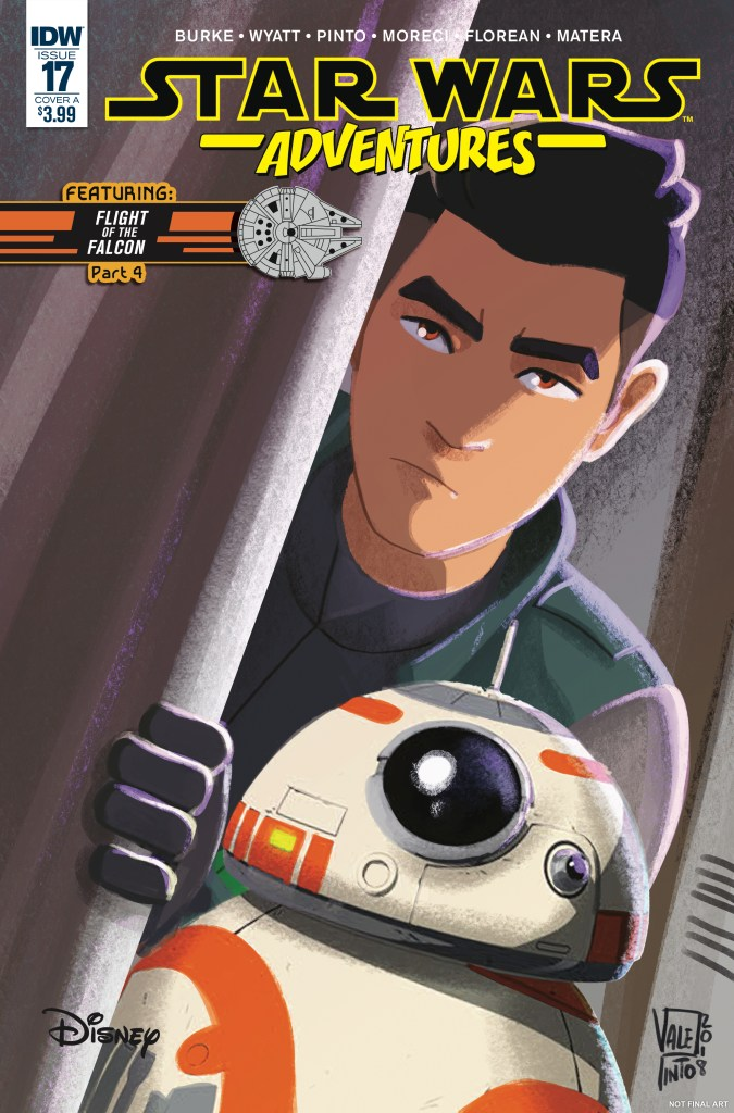Star Wars Adventures #17