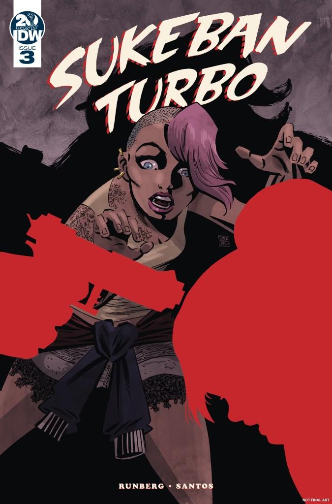 Sukeban Turbo #3