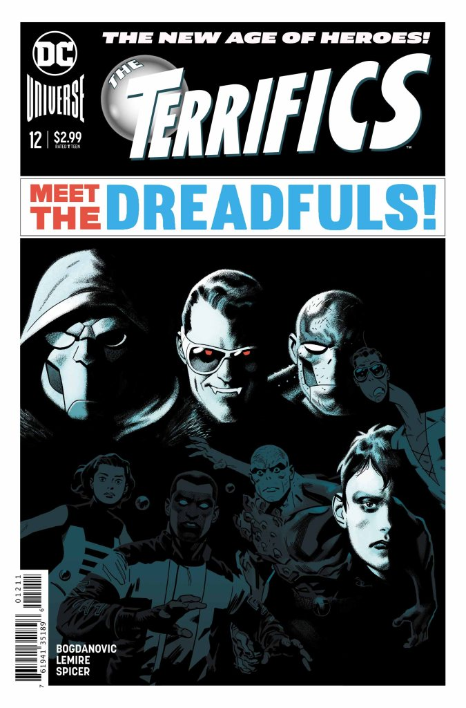 The Terrifics #11