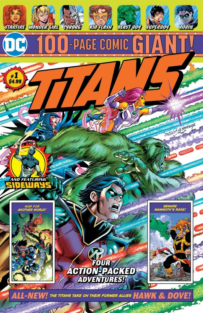Titans 100-Page Giant #1