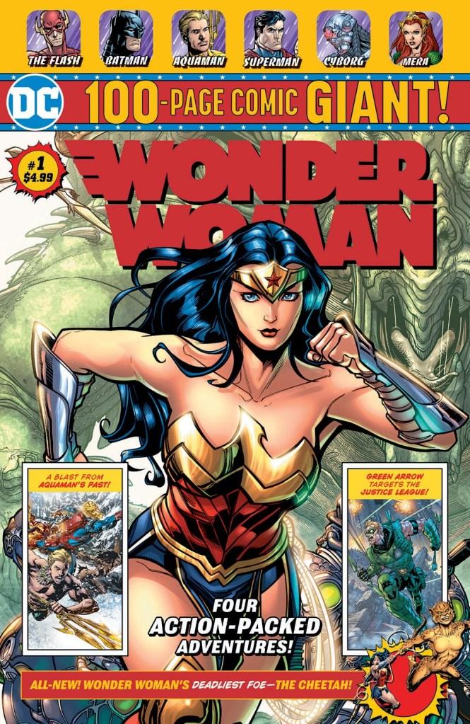 Wonder Woman 100-Page Giant #1