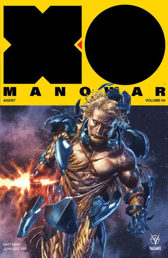 X-O MANOWAR VOL. 6: AGENT TPB