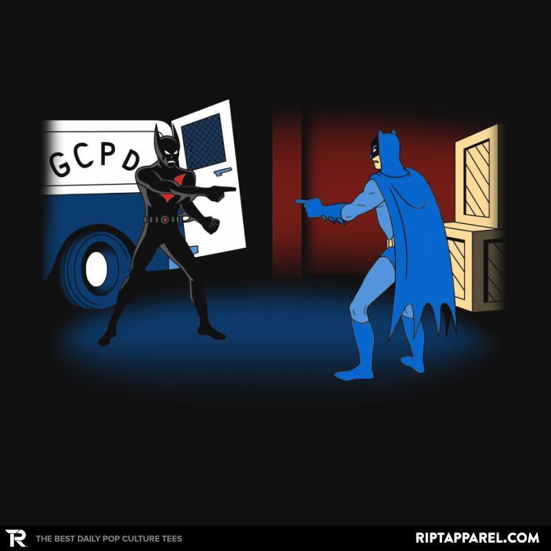 Into the Bat-verse