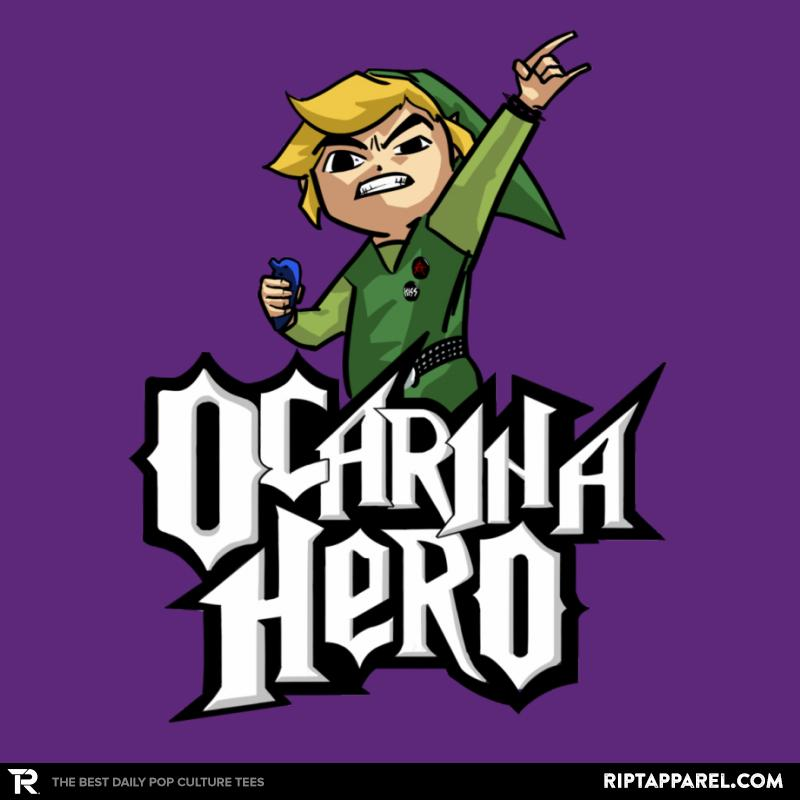 Ocarina hero