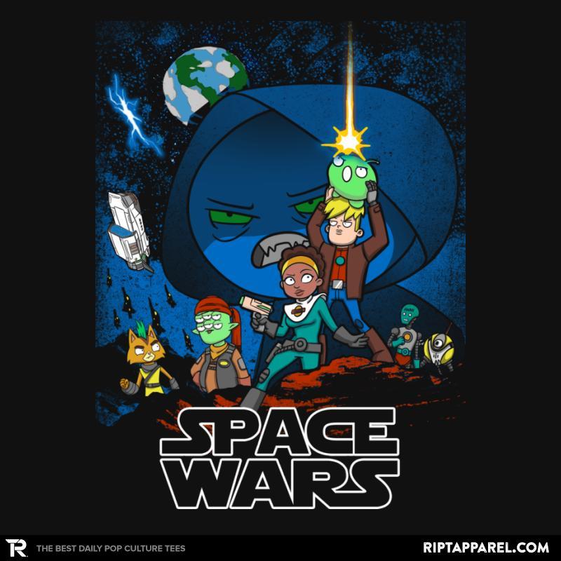 Spacey Wars