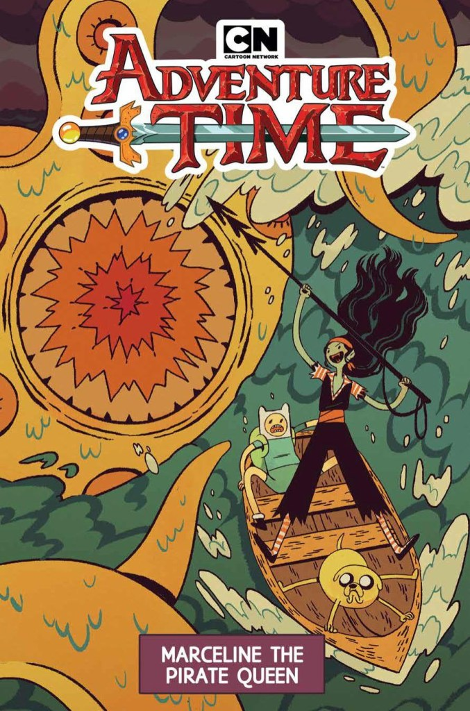 Adventure Time: Marceline The Pirate Queen OGN SC