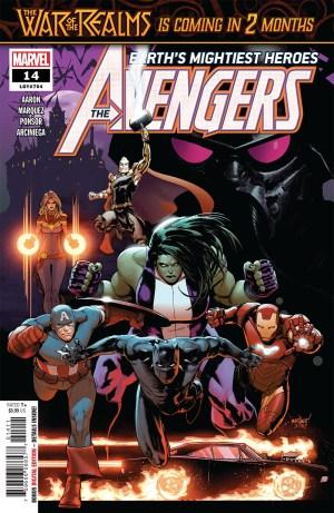The Avengers #14