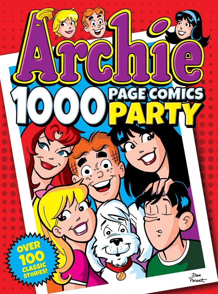 ARCHIE 1000 PAGE COMICS PARTY (TP)