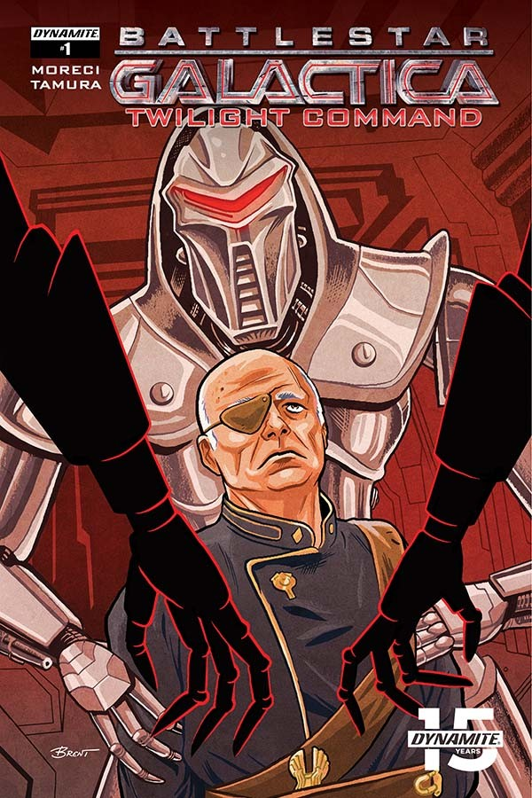 Battlestar Galactica: Twilight Command #1