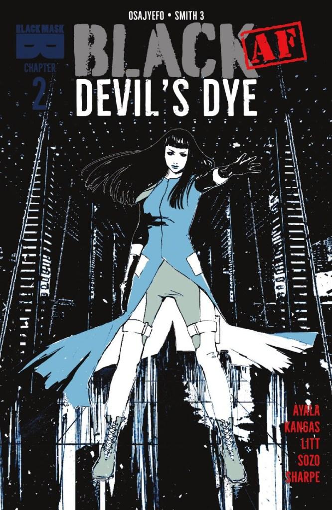 Black [AF]: Devil's Dye #2
