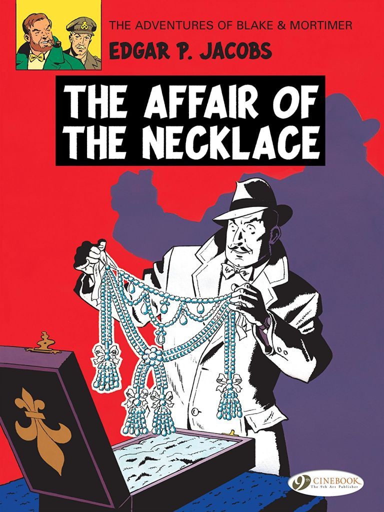 Blake & Mortimer Vol. 7 The Affair of the Necklace