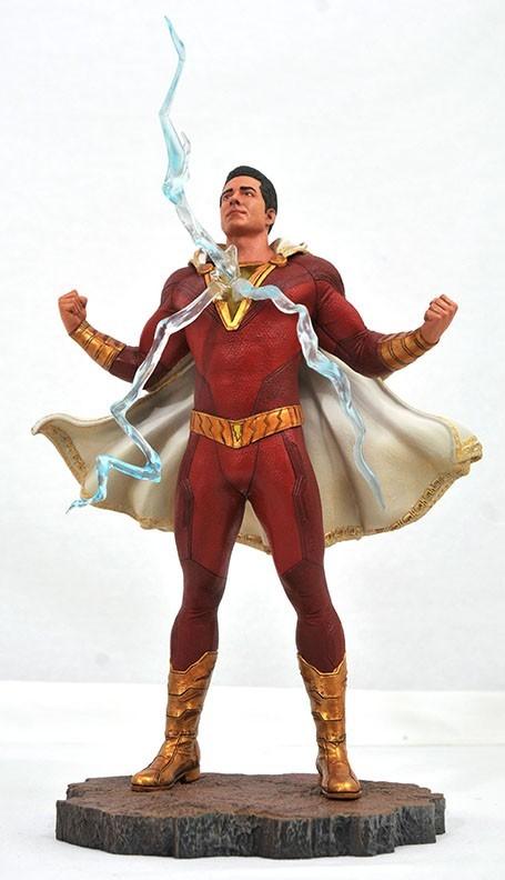 DC Movie Gallery Shazam PVC Diorama