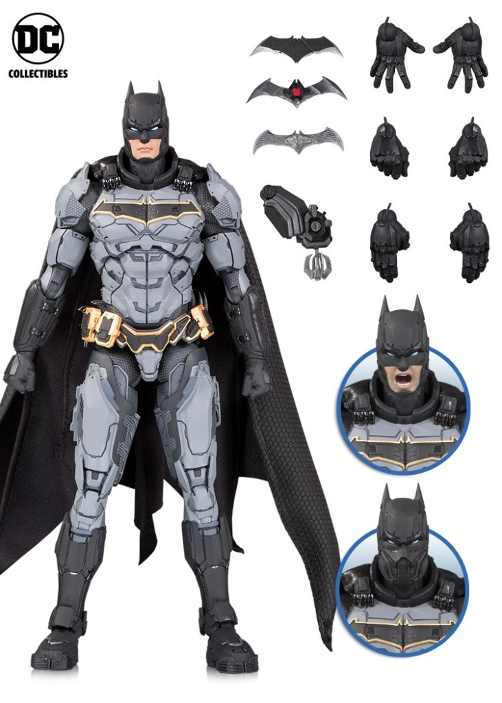 DC Prime Batman