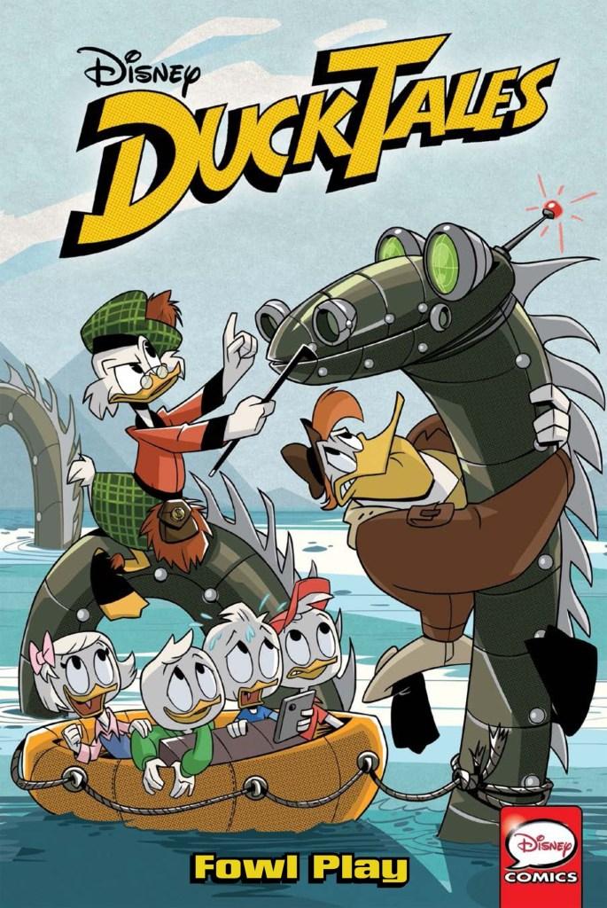 DuckTales, Vol. 4: Fowl Play