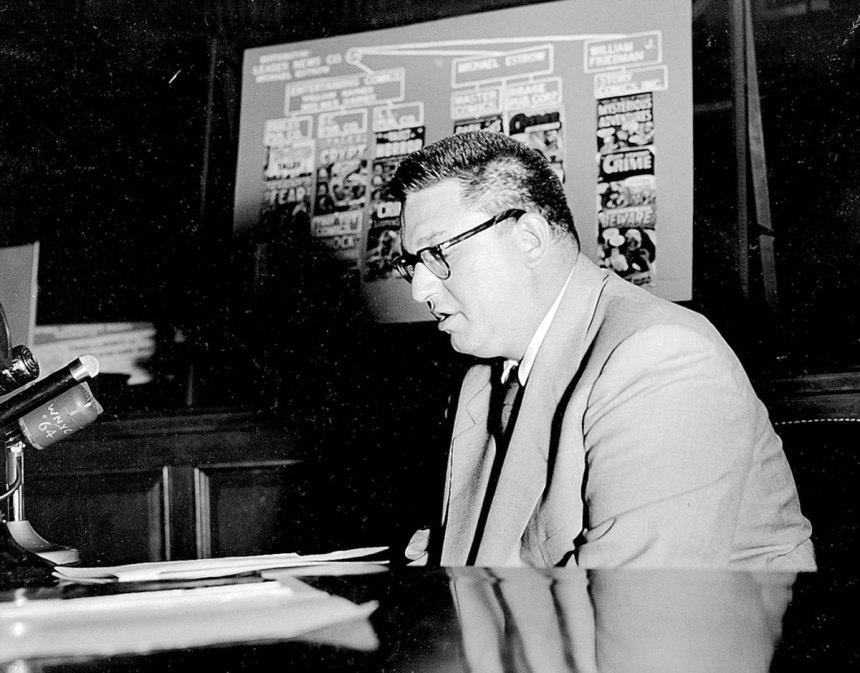William M. Gaines