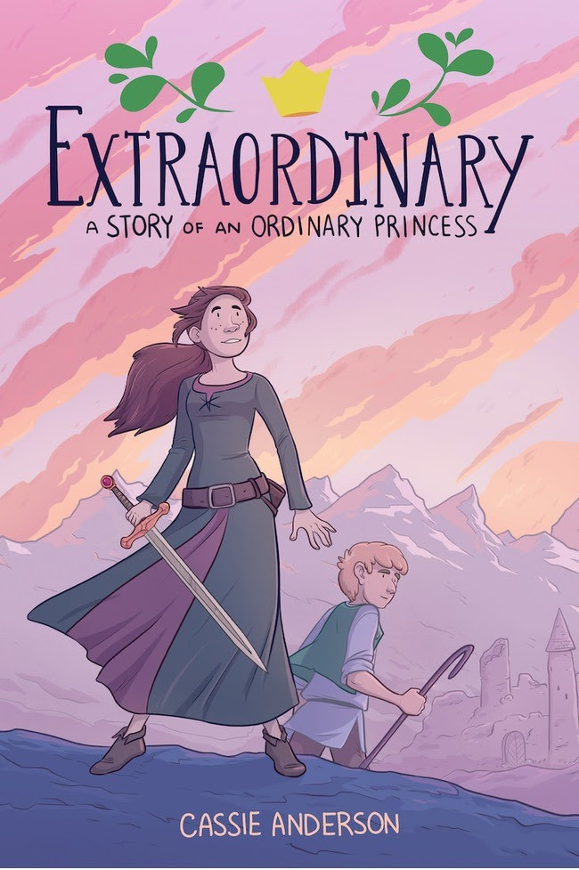 Extraordinary: The Story of an Ordinary Princess