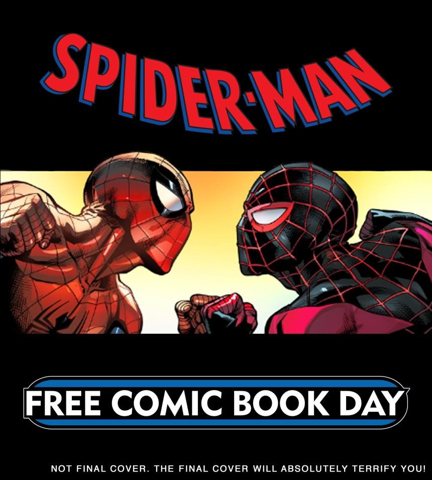 FCBD Spider-Man/Venom #1
