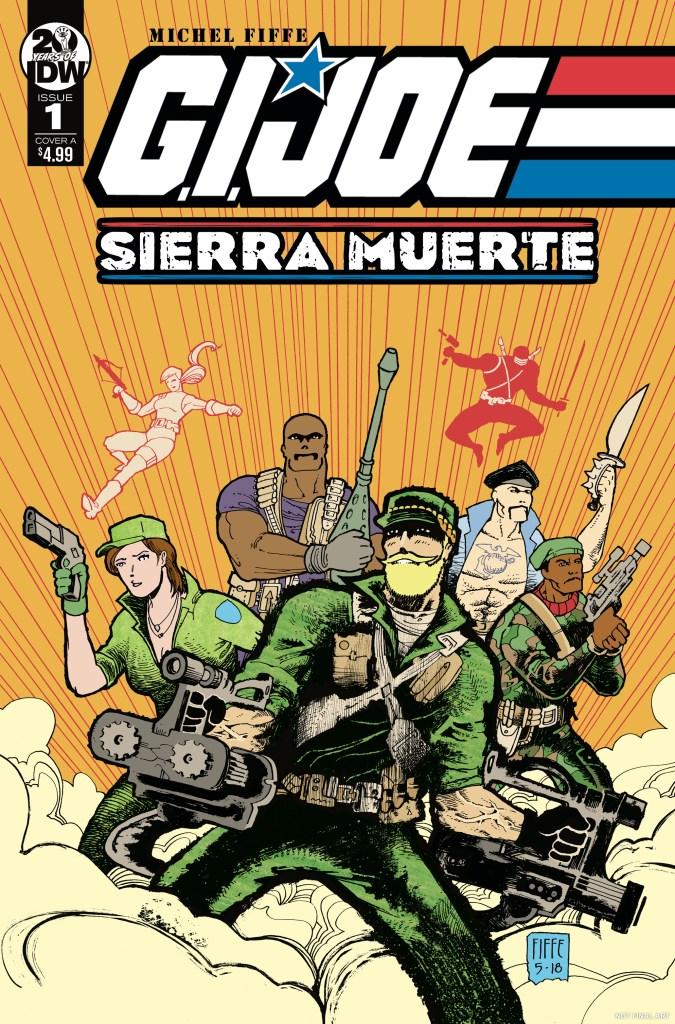 G.I. Joe: Sierra Muerte #1