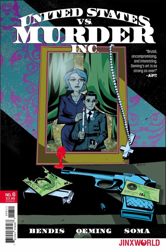 United States vs. Murder Inc. #6 (of 6)