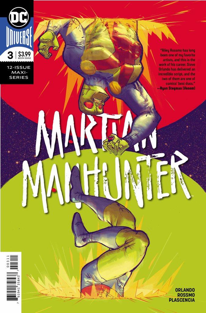 Martian Manhunter #3