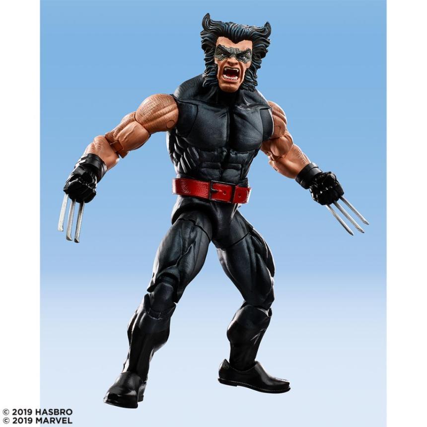 Marvel X-Men Retro Wolverine