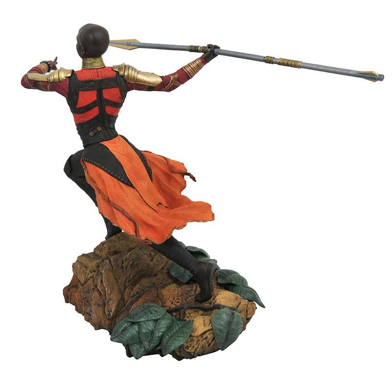 Marvel Movie Gallery Black Panther Okoye PVC Diorama