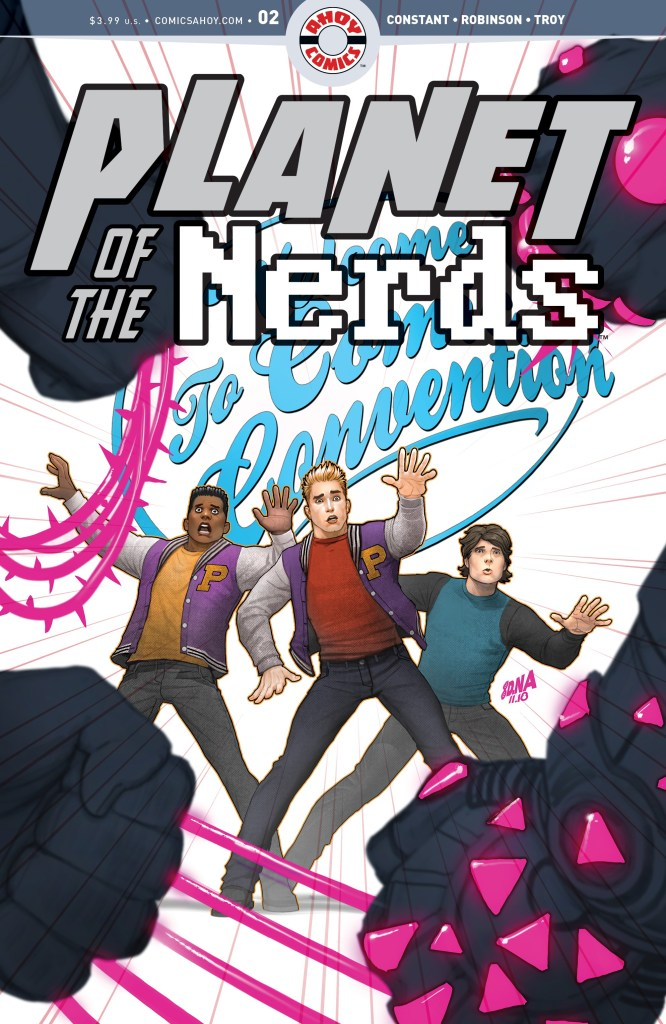PLANET OF THE NERDS #2