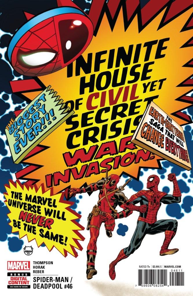 Spider-Man/Deadpool #46