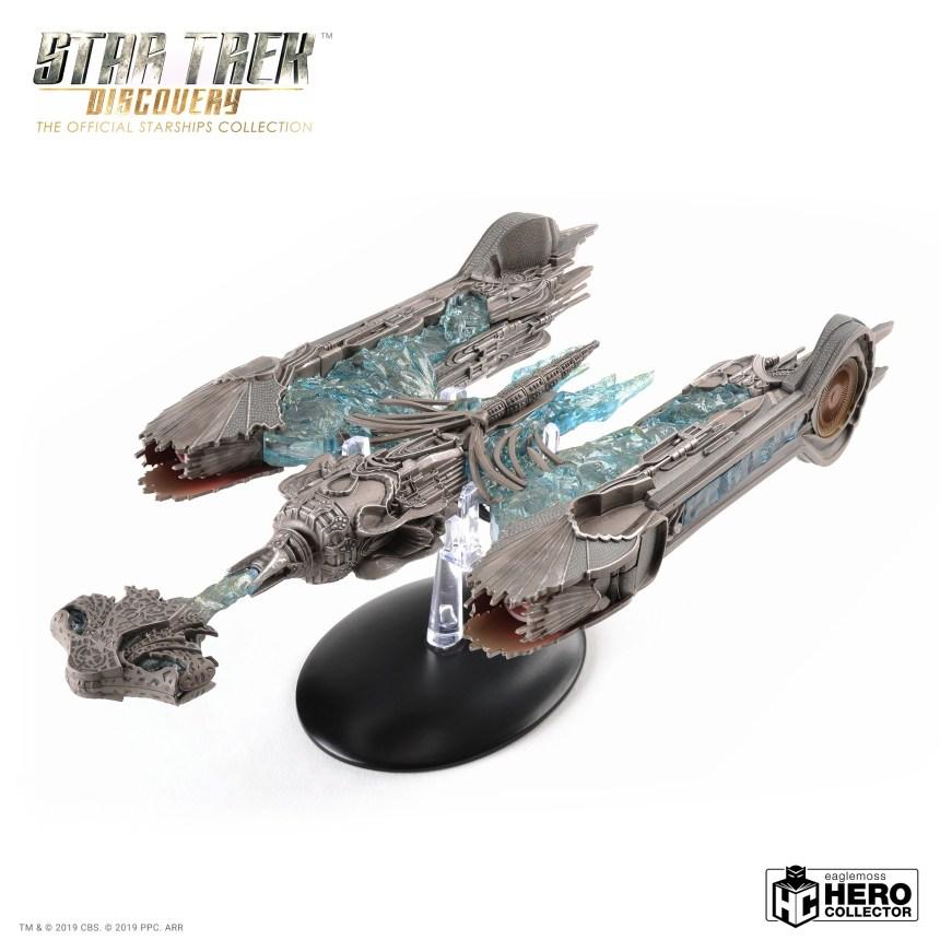 Klingon Sarcophagus Ship