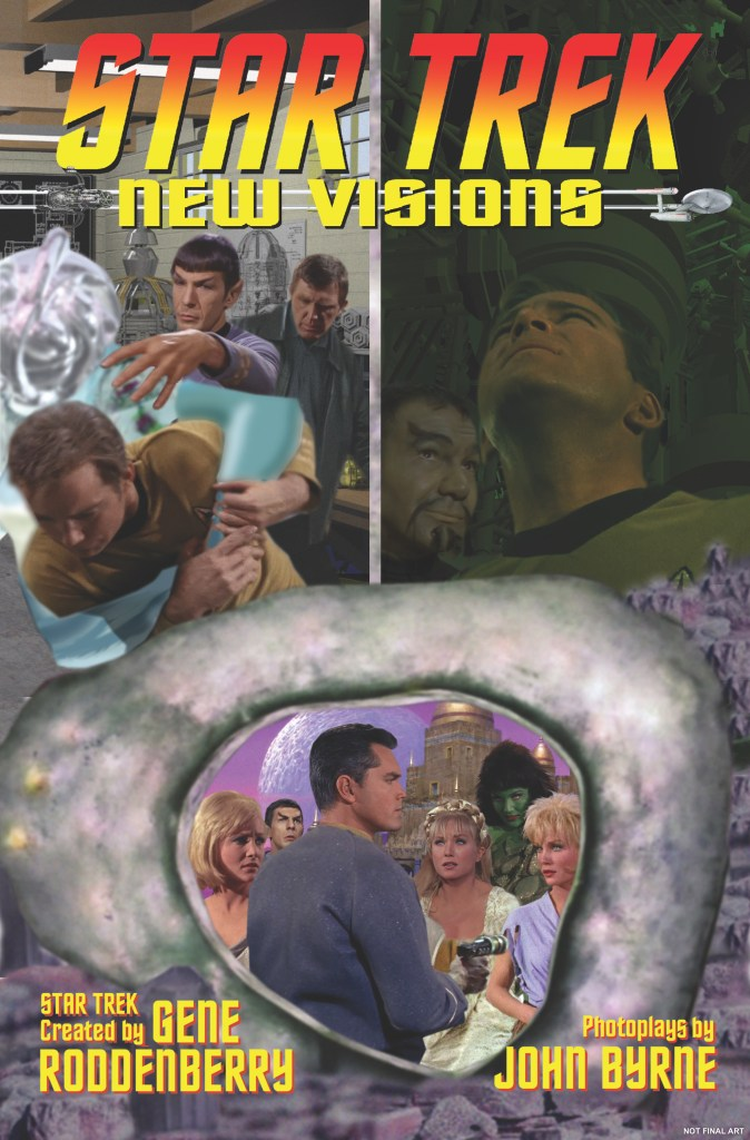 Star Trek: New Visions, Vol. 8