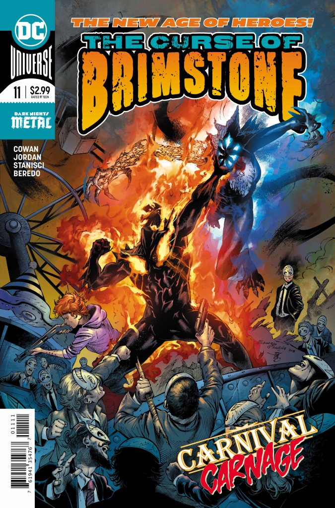 The Curse of Brimstone #11