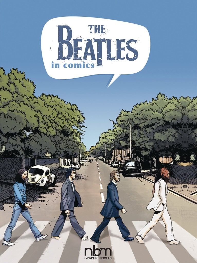 The Beatles in Comics