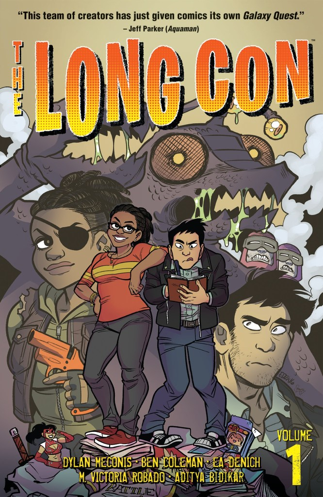The Long Con, Volume 1