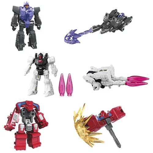 Transformers Generations Siege Battlemasters Wave 3