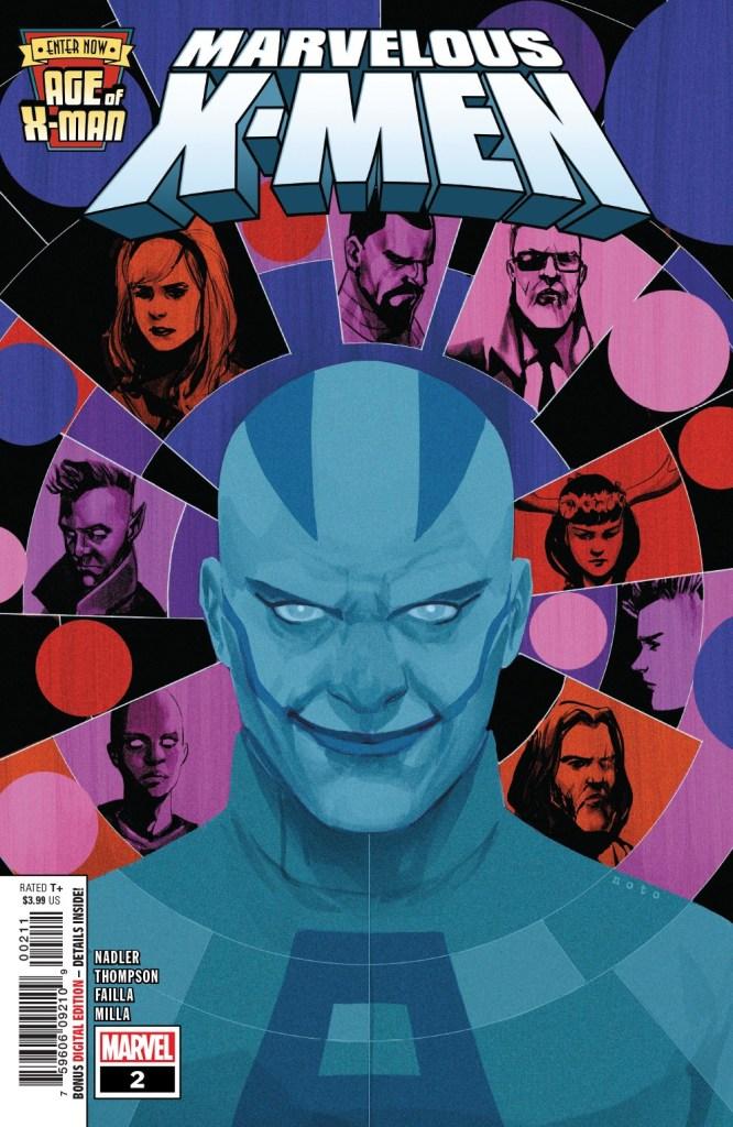 Age of X-Man: Marvelous X-Men #2