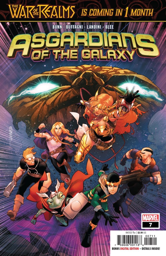 Asgardians of the Galaxy #7