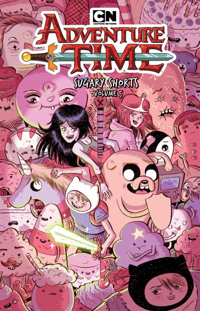 Adventure Time: Sugary Shorts Vol. 5 SC