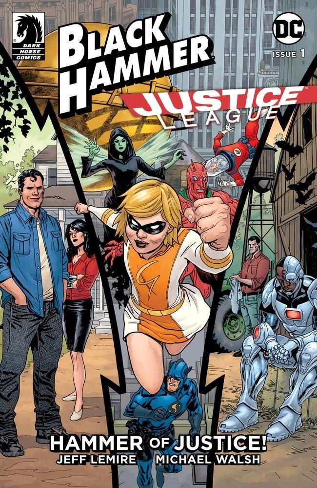 Black Hammer/Justice League: Hammer of Justice