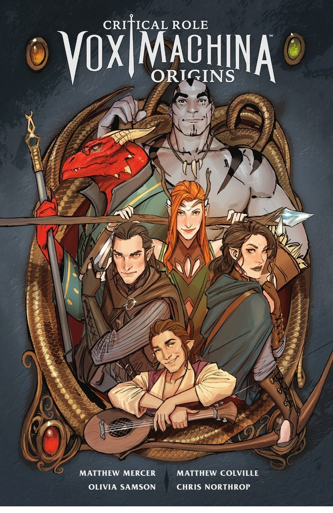Critical Role: Vox Machina Origins series I